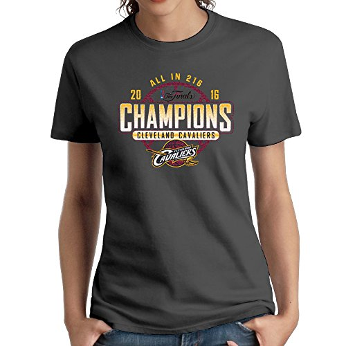 Women Cleveland Cavaliers 2016 Finals Champions Roster Tshirts 100% Cotton (Casting Crowns Tickets compare prices)