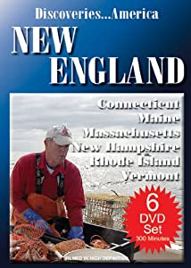 Discoveries...America Regional Collection #1: New England State