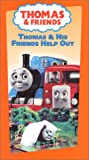 Thomas & Friends - Thomas & His Friends Help Out [VHS]