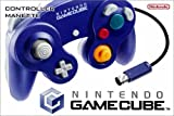echange, troc Manette Nintendo GameCube - Coloris Violet/Transparent