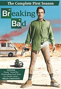 Breaking Bad: The Complete First Season from Sony Pictures Home Entertainment