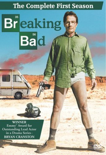 Breaking Bad: Complete First Season [DVD] [Import]