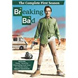 Breaking Bad: The Complete First Seasonby Bryan Cranston