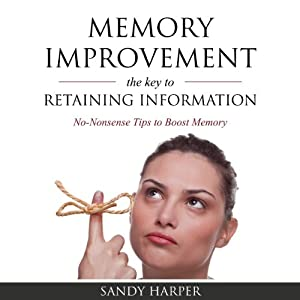 Memory Improvement Audiobook