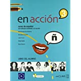 En Acción 3 - libro del alumno + CD Audio
