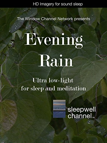 Evening Rain ultra low light for sleep and meditation