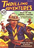 Thrilling Adventures - 06/33: Adventure House Presents: (1597983306) by Morgan, Lt. Scott