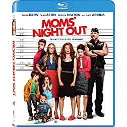 Moms Night Out [Blu-ray]