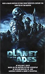 Planet of the Apes movie novelization