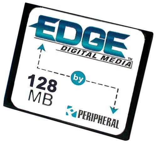 Edge 128 MB CompactFlash CardB00006BA0Q : image
