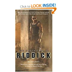 The Chronicles of Riddick by Alan Dean Foster