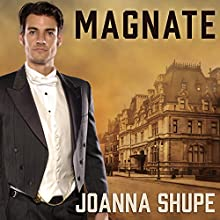 Magnate: Knickerbocker Club, Book 1 Audiobook by Joanna Shupe Narrated by Amy Melissa Bentley