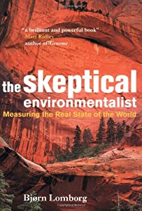 "Cover of ""The Skeptical Environmentalist:..."