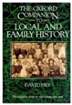 The Oxford Companion to Local and Fam...