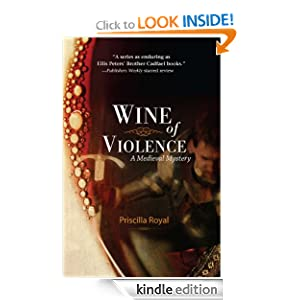 Wine of Violence: A Medieval Mystery (Medieval Mysteries)