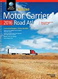 img - for Rand Mcnally 2016 Motor Carriers' Road Atlas (Rand Mcnally Motor Carriers' Road Atlas Deluxe Edition) book / textbook / text book