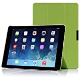 IVSO Slim Smart Cover Case for Apple iPad Mini 3 Tablet (Green)