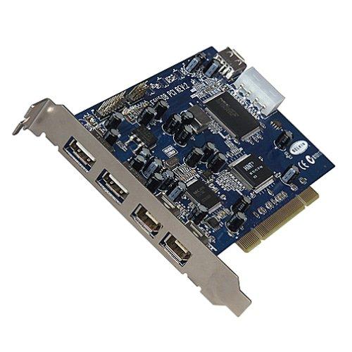 Belkin Components FIREWIRE USB 2.0  I/O-3 USB 2 FWIRE PCI Card