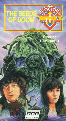Doctor Who - Seeds of Doom [VHS]
