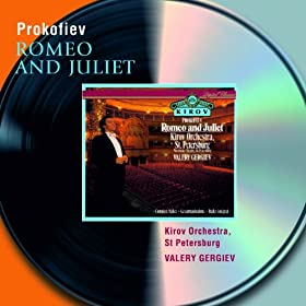 Prokofiev: Romeo and Juliet, Op.64 - Act 3 - 47. Juliet alone