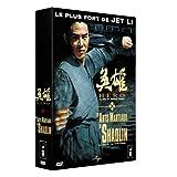 echange, troc Coffret Jet Li 2 DVD : Les arts martiaux de Shaolin / Héro