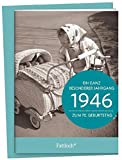 Image de 1946 - Ein ganz besonderer Jahrgang Zum 70. Geburtstag: Jahrgangs-Heftchen mit Umschlag