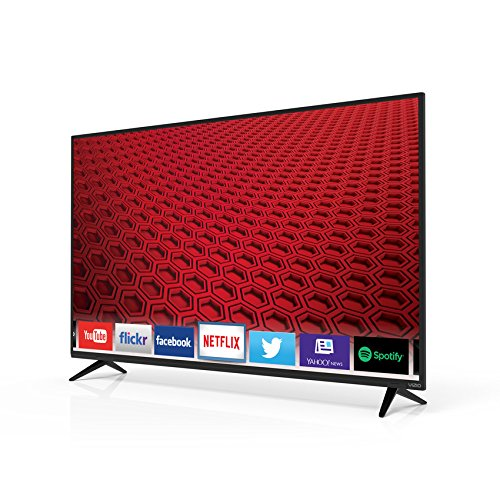 VIZIO E-Series E55-C1 55-Inch 1080p 120Hz FullArray LED Smart TV