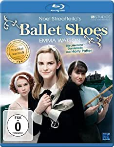 Ballet Shoes [Blu-ray]