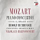 Mozart : Concertos pour piano n° 23 et n° 25