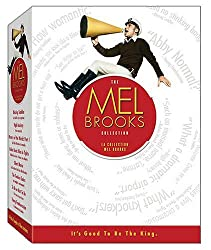 The Mel Brooks Collection (Blazing Saddles / Young Frankenstein / Silent Movie / Robin Hood: Men in Tights / To Be or Not to Be / History of the World, Part 1 / The Twelve Chairs / High Anxiety)