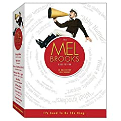 The Mel Brooks Collection (Blazing Saddles/Young Frankenstein / Silent Movie / Robin Hood/ To Be or Not to Be …)