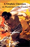 echange, troc Jean Boucher - L'Orphée chrétien ou Psaltérion à dix cordes