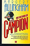 The Return of Mr. Campion (0380714485) by Allingham, Margery