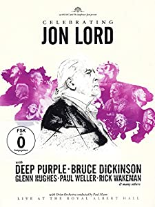 Celebrating Jon Lord [2 DVDs]