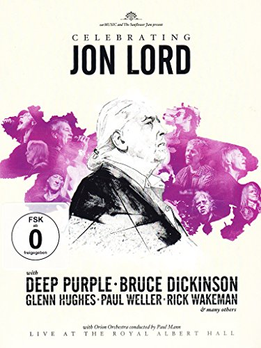 Celebrating Jon Lord [DVD] [2014]