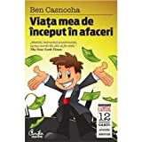 img - for Viata mea de inceput in afaceri book / textbook / text book