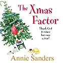 The Xmas Factor Audiobook by Annie Sanders Narrated by Kim Hicks