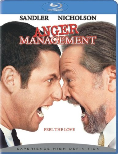 Cover art for  Anger Management [Blu-ray]