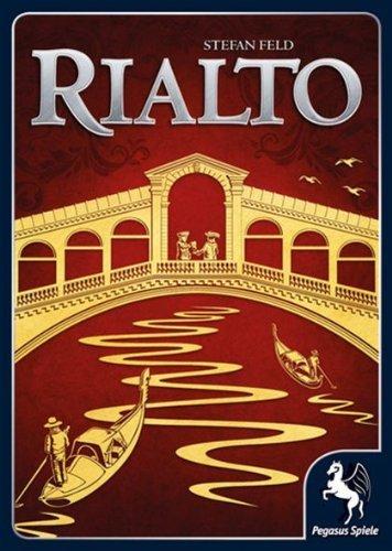 Rialto Board Game (Trajan Board Game compare prices)