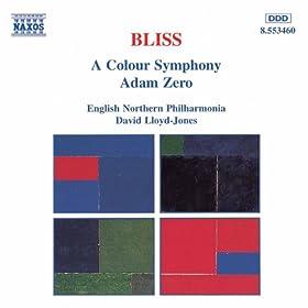 Bliss: Colour Symphony (A) / Adam Zero