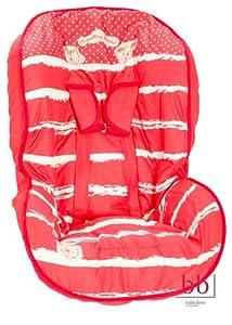 Funda para silla de Auto Universal Grupos 0/1/2 en BebeHogar.com
