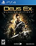 Deus Ex Mankind Divided Playstation 4