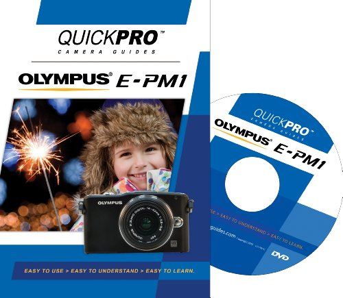 olympus-e-pm1-instructional-dvd-by-quickpro-camera-guides