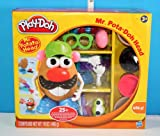 Mr Potato Head PlayDoh - Mr Pota-Doh Head - 25 Piece Play-Doh Set (BT59)