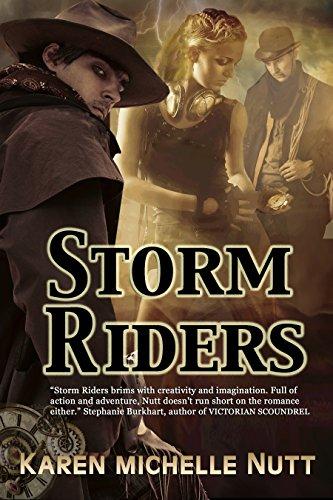 Karen Michelle Nutt - Storm Rider (English Edition)