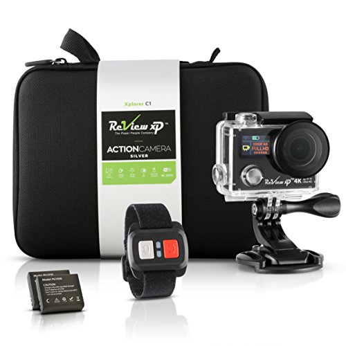 Review-XP-4K-HD-Wi-Fi-Waterproof-Action-Camera-12MP-25fps-Sports-Video-Underwater-Camcorder-170-Wide-Angle-Dual-Screen-2-Batteries-Accessories-Kit-Carrying-Case-Remote-Control-Black