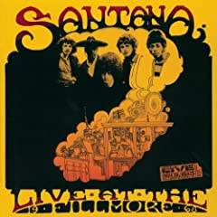 Live At The Fillmore - 1968