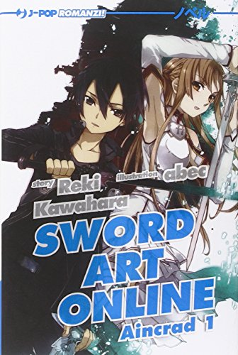 Sword Art Online - Aincrad 1 (light novel)