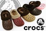 [crocs] クロックス 12878 マンモス イーブイオー クロッグ mammoth evo clog M8*W10(26cm) 060(black*black)