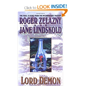 Lord Demon by Roger Zelazny and Jane M. Lindskold